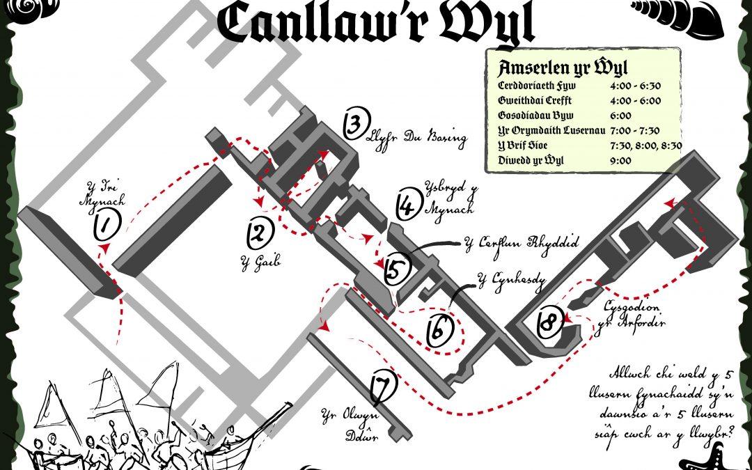 Basingwerk Festival Guide